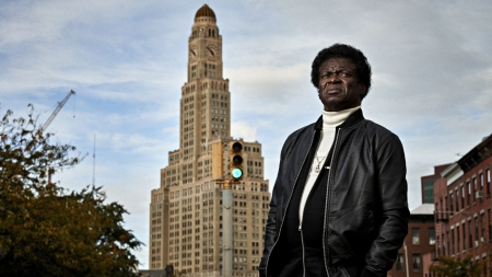 Charles Bradley's latest album is called Changes